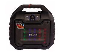 Cabina De Sonido Parlante Portable Anti Golpes, Bluetooth Y