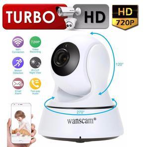Camara de Seguridad Ip Robotica WIFI TurboHD 720P CCTV