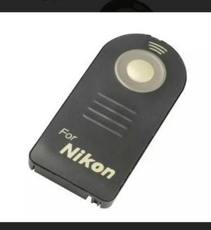 Control Remoto Obturador Camara Nikon
