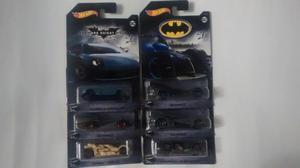 Hot Wheels Colección Batman