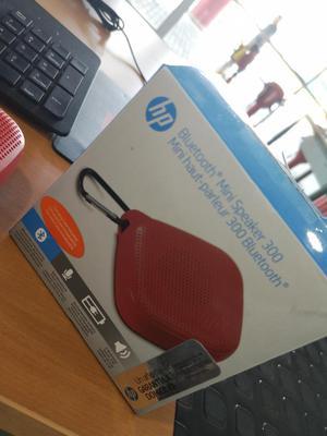 Parlante Hp Bluetooth Mini Speaker 300