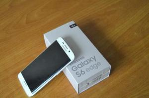 Samsung Galaxy S6 Edge Como Nuevo