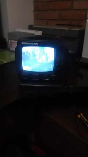 "TV REMMINTON 5.5"" DE SEGUNDA NEGRO"