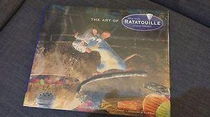 The Art Of Ratatouille: Disney, Pixar En Inglés