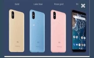 Xiaomi Mi A2 Nuevo Caja Sellada Factura