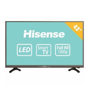smart tv hisense 43 pulgaldas