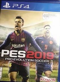 PES  PS4 Pro Evolution Soccer  PlayStation 4 Tienda