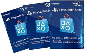 Se venden tarjetas PSN xBox membresias Steam nitendo iTunes