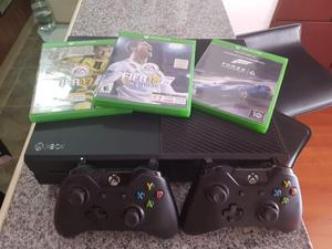 XBOX ONE 1 TERA 2 CONTROLES