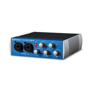 INTERFAZ DE AUDIO PRESONUS AUDIOBOX USB NUEVA