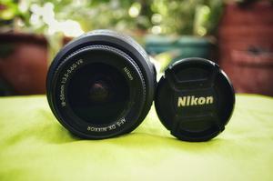 Lente Nikon mm AFS DX f/g VR