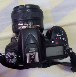 Nikon d usada
