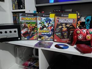 Nintendo Gamecube 5 Juegos Originales