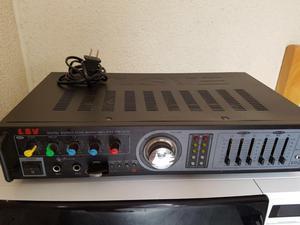 Planta Amplificadora de sonido LSV modelo PM