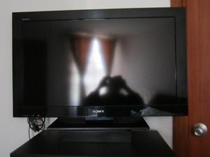 SE VENDE TV LCD SONY BRAVIA 32 USADO
