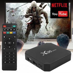Super Tv Box X96 Mini 1gb 8gb Smart Tv Android 7.1 Control