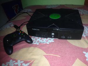 Xbox Clásico Con 80gb De Memoria Lleno De Juegos los