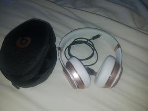 Beats Solo3 Wireless Gold Rose