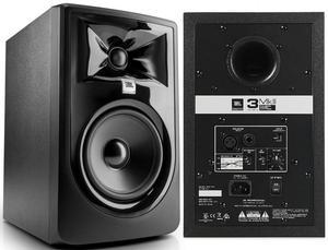 Monitores De Estudio Jbl 305p Mkii Nuevos Lsr305