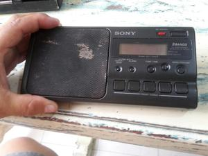 Radio Sony Bandas Icfm350s