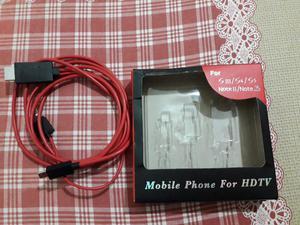 Vendo Cable Mhl Micro Usb a Hdmi
