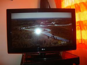 tv lg 32 pulgdas excelente estado con control remoto