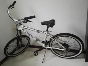 Bicicleta GW Modificada En muy buen estado
