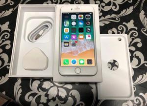 Iphone 6 Plus con accesorios Garantia 12 meses y cargador