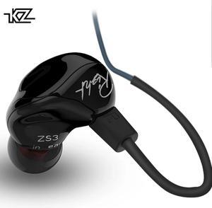 Audífonos para Monitoreo Kz Zs3¡¡ Hi Fi