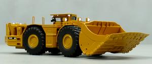 Cargador minería Cat RH con luces Escala 1:50 Coleccion