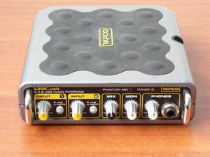 interface de audio usb TAPCO LINK.USB