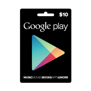 Google Play 10 Us Juegos Android 10 usd