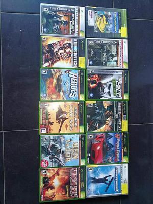 Juegos Ps3 Y Xbox Clásico a 10 Y a 20mil