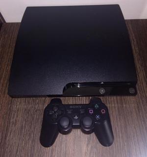 Play 3 PS3 slim 160gb con pack de 40 juegos GANGAZO! como