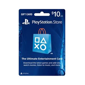 Psn Card 10 usd Playstation Network Card