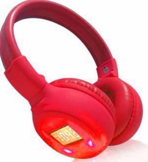 Diademas Bluetooth Pantalla Radio Fm Mic