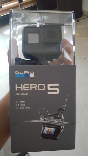 Gopro Hero 5 Black Nueva Sellada