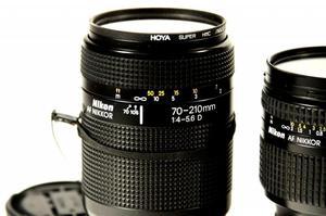 Lente Full Frame Nikon AF NIKKOR mm F4 5,6 D Made in