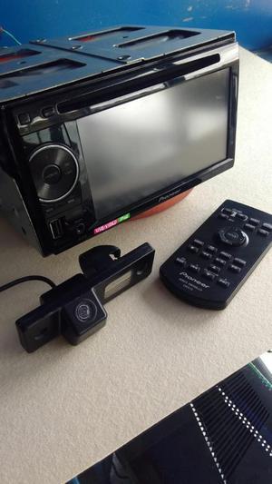 Radio de Carro con Pantalla Táctil Ubs