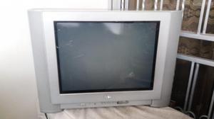 Televisor LG 21 pulgadas con control remoto