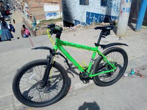 Vendo O Cambio Bicicleta en Aluminio