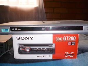 vendo radio para auto marca sony