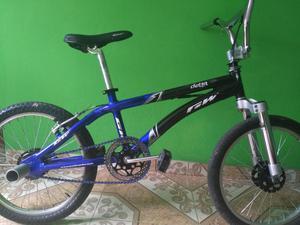 Bicicleta Cross GW Con Freno De Disco Con Barras Rin 20