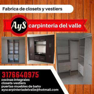 Closets Y Vestie