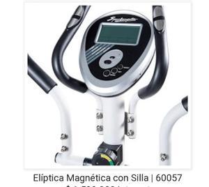 Elíptica Magnética con Silla