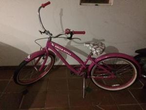 bicicleta original como nueva de Hello kitty