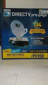 Antena Direc TV Prepagada