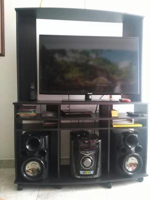 Mueble para Tv Color Negro