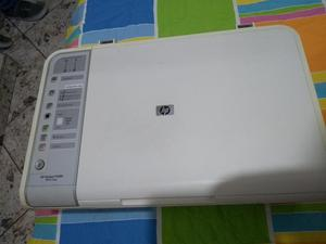 Se Vende Impresora Hp Color Blanco