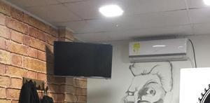 TV OLIMPO Y AIRE ACONDICIONADO INVERTER OLIMPO